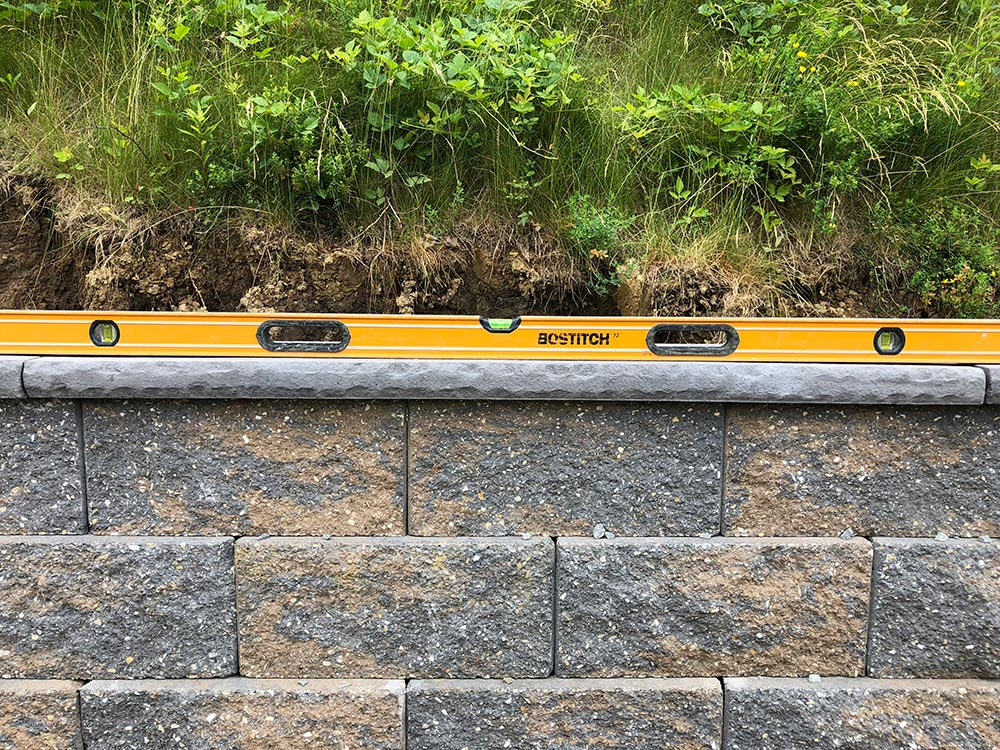 Retaining & Seating Walls in the McMurray, Canonsburg, & Venetia, PA