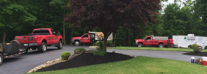 About M.J. Donas Landscaping